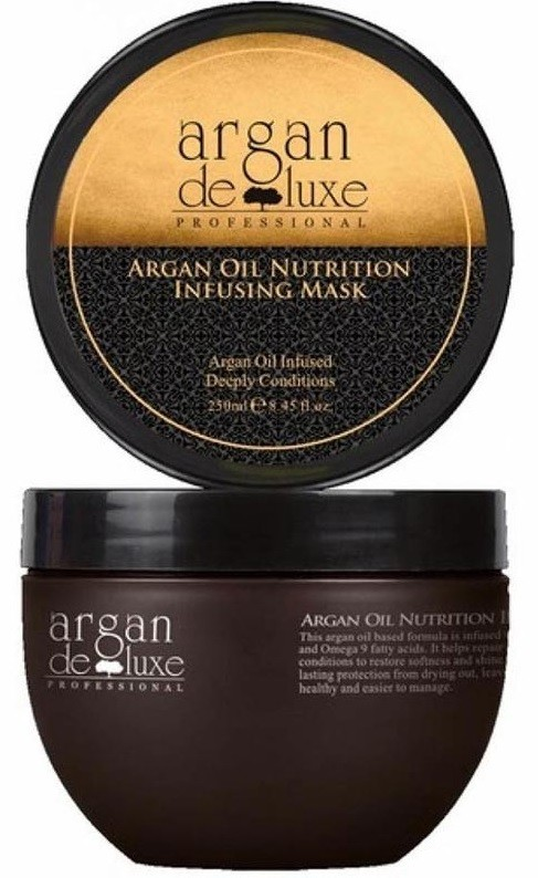 Afbeelding van Argan Oil Nutrition Infusing Mask