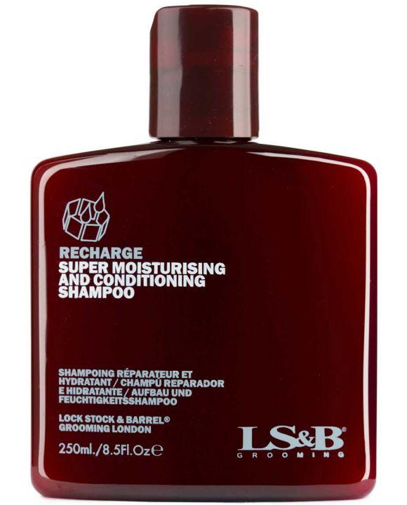 Recharge Shampoo 250 ml