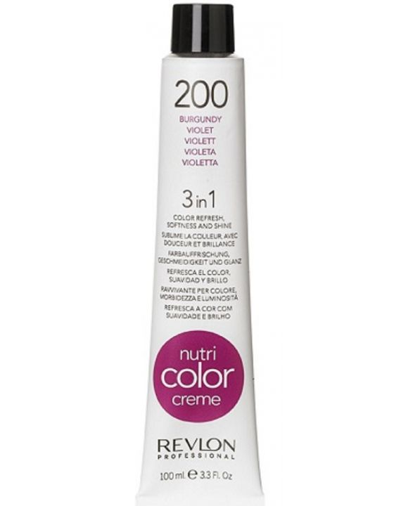 Nutri Color Cream Tube 200 Violet 100ml