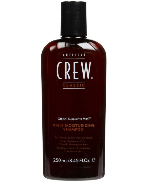 Daily Moisturizing Shampoo 250 ml