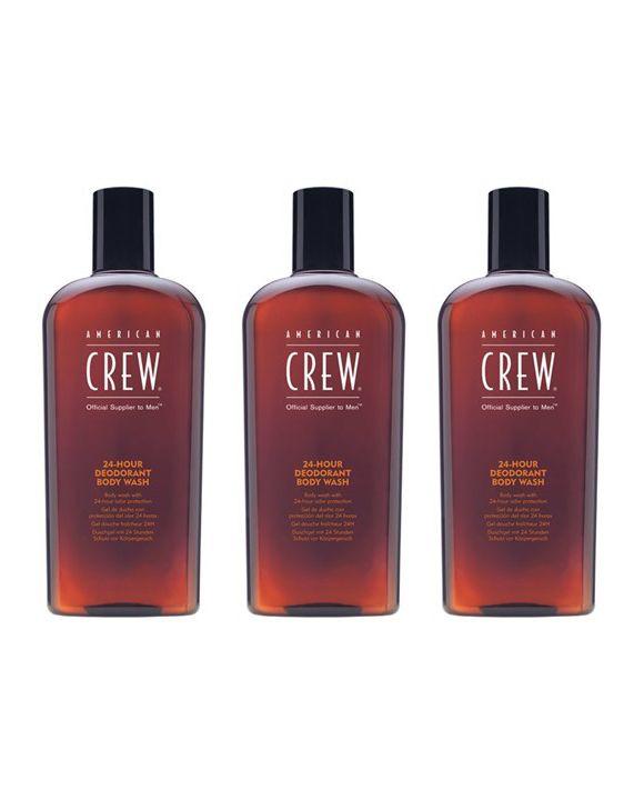 24 Hour Deodorant Bodywash 3 stuks