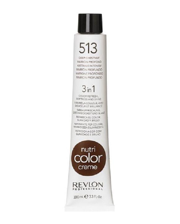 Nutri Color Cream Tube 513 - Licht Kastanje 100 ml