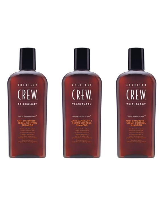 Anti Dandruff en Sebum Control Shampoo 3 stuks