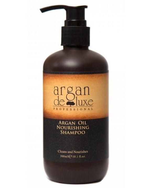 Argan Oil Nourishing Shampoo