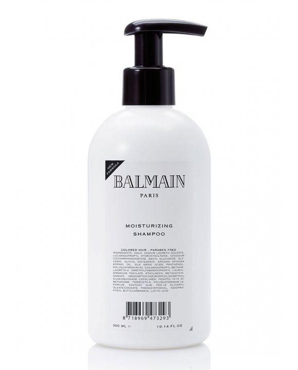 balmain Moisturizing shampoo 300 ml