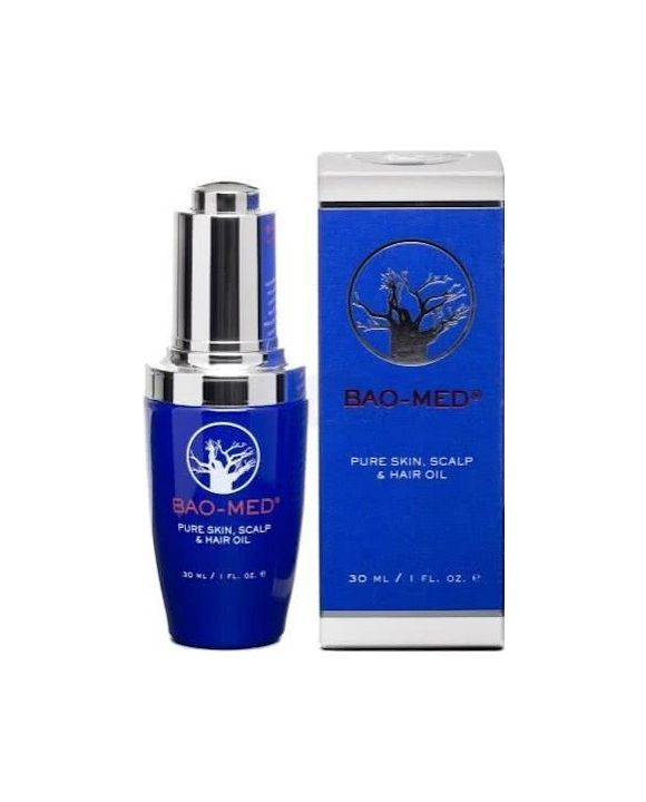 Mediceuticals Bao-Med Pure Skin  Scalp Oil 30 ml