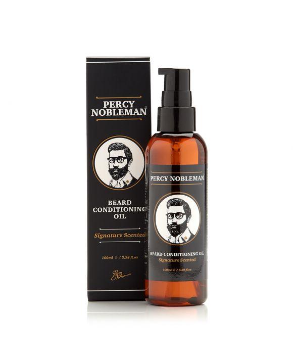 Percy Nobleman Beard Conditioning Oil OP=OP