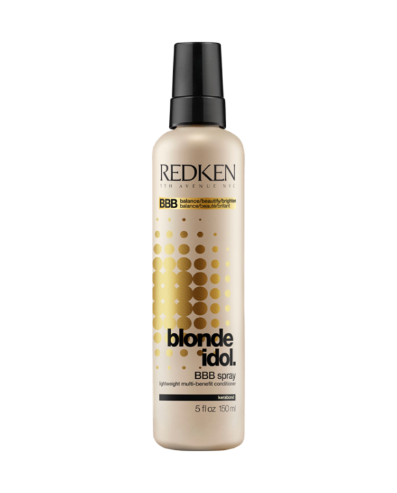 Blonde Idol BBB Spray