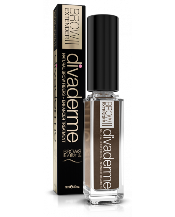 Divaderme Brow Extender II Cappuccino Brown