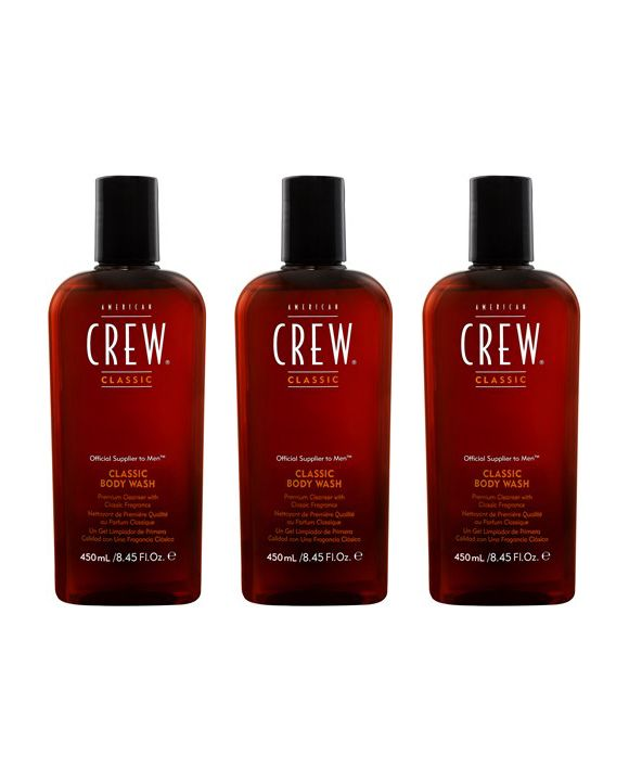 Classic Body Wash 450 ml 3 stuks
