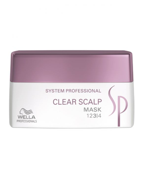 Clear Scalp Mask   200ml