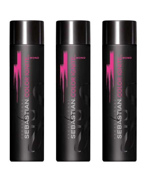 Color Ignite Mono Shampoo 250 ml 3 stuks