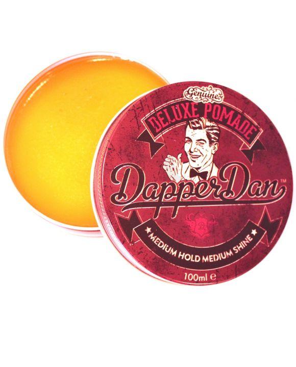 Dapper Dan Pomade Medium Hold Medium Shine 100ml