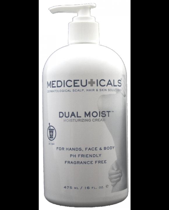 Dual Moist Hydraterende hand- en bodycrème 475 ml