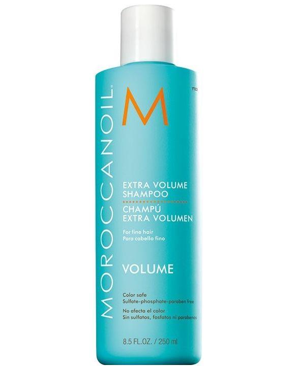Extra Volume Shampoo Fijn Haar 250 ml