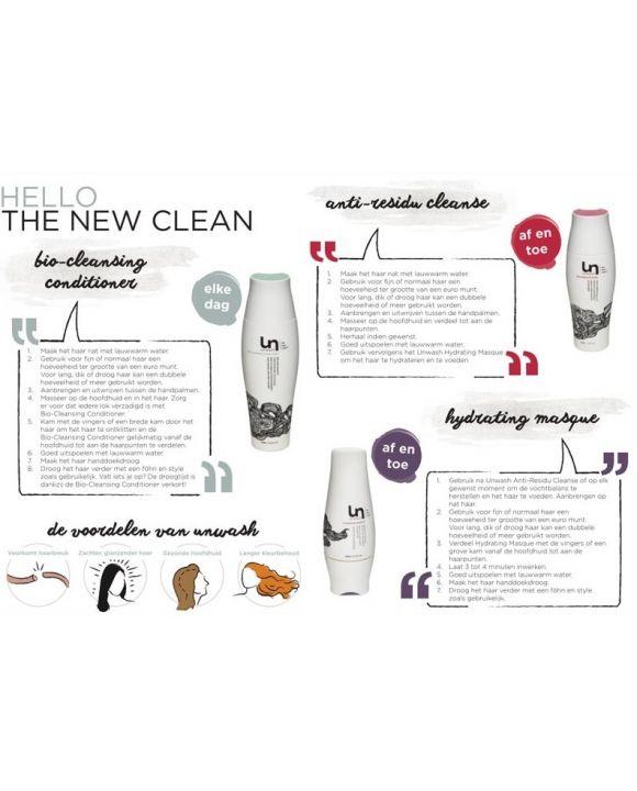 Unwash Anti Residu Cleanse