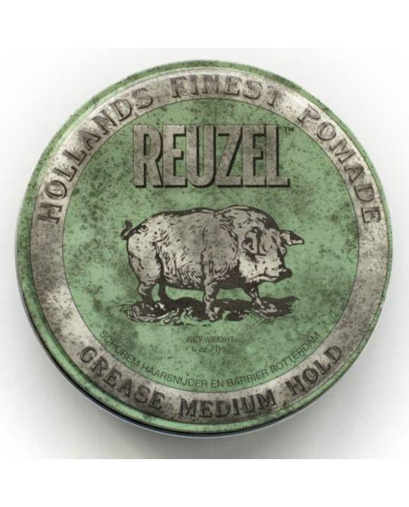 Grease Medium Hold Green 113 gr