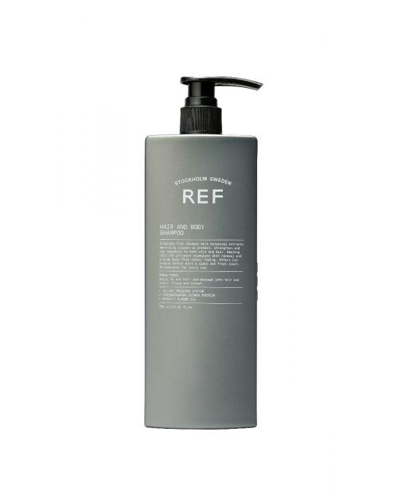 Hair and Body Shampoo 750ml