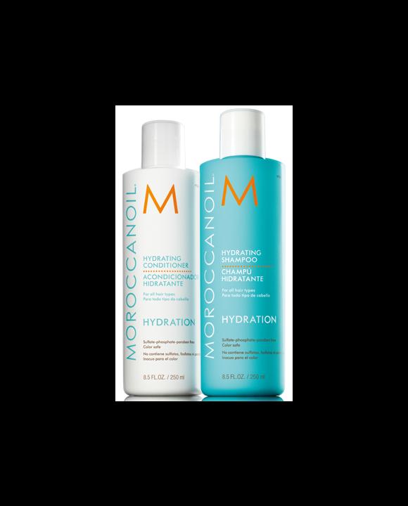 Moroccanoil Hydrating Shampoo Conditioner