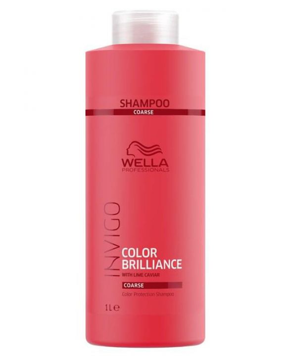 Invigo Color Brilliance Shampoo dik haar 1000 ml