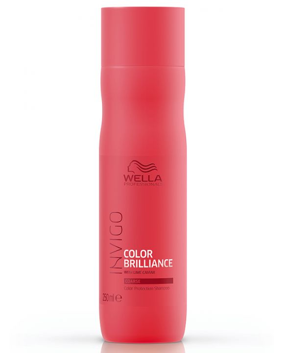 Invigo Color Brilliance Shampoo dik haar 250 ml
