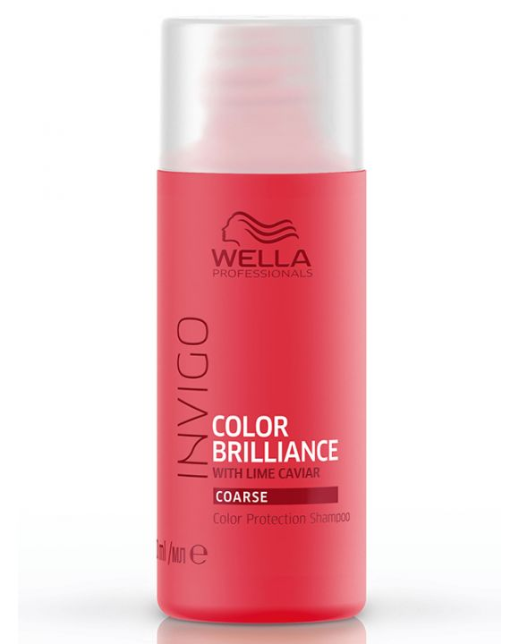 Invigo Color Brilliance Shampoo dik haar 50 ml