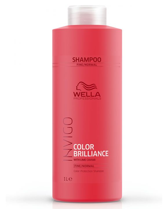 Invigo Color Brilliance Shampoo fijn en normaal haar 1000 ml
