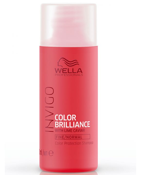 Invigo Color Brilliance Shampoo fijn en normaal haar 50 ml
