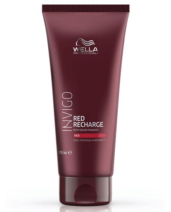 Invigo Color Recharge Red Conditioner 200 ml