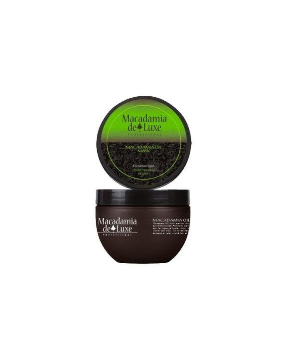 Macadamia de Luxe Oil Mask