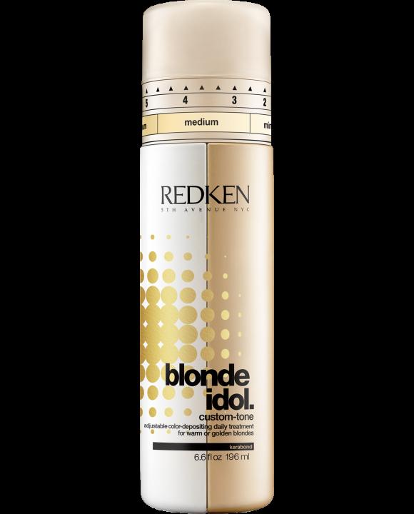Blonde Idol Custom Tone Treatment Warm OP=OP