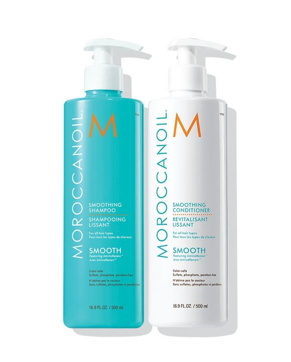 Smoothing Shampoo & Conditioner Duo