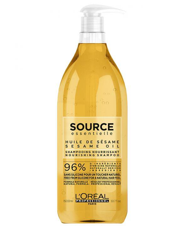 Source Essentielle Nourishing Shampoo 1500 ml