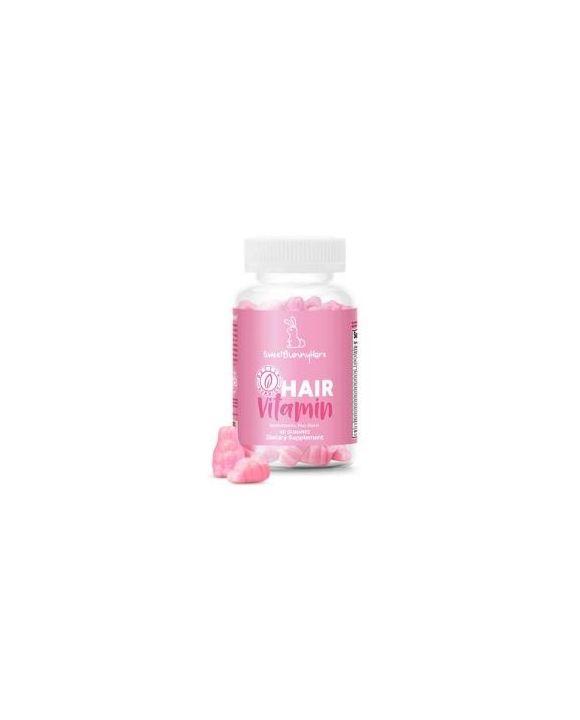 Sweet Bunny Haar Vitaminen Gummies