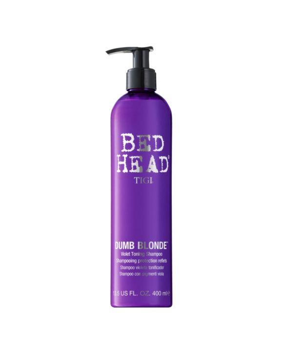 Dumb Blonde Purple Toning Shampoo 400ml