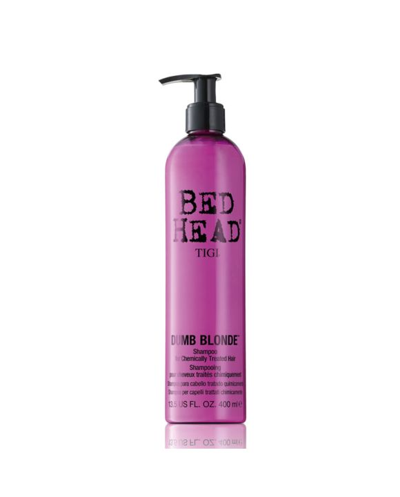 Dumb Blonde Shampoo for Chemically Treated Hair 400ml