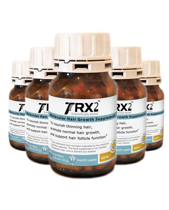 TRX2 5 stuks x 90 caps.