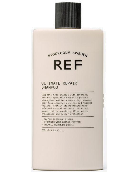 REF Ultimate Repair Shampoo 285 ml