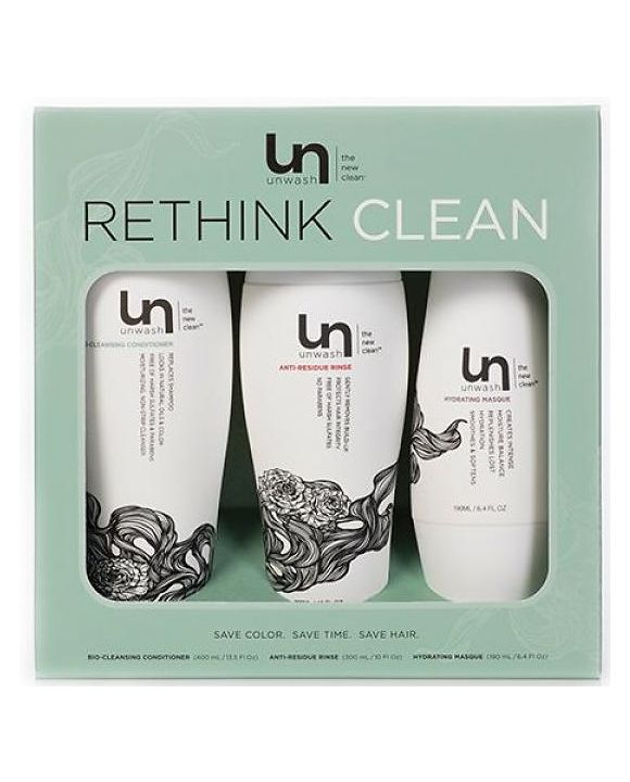 Unwash Rethink Clean Kit