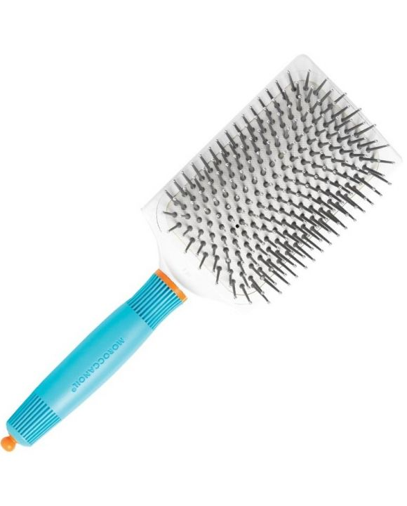 Moroccanoil Ionic en Ceramic Thermal Paddle Brush W80