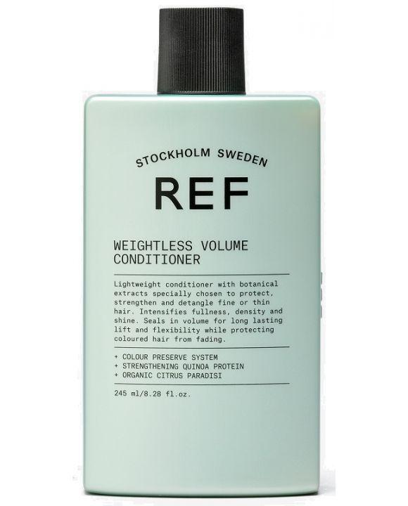 REF Weightless Volume Conditioner 245 ml