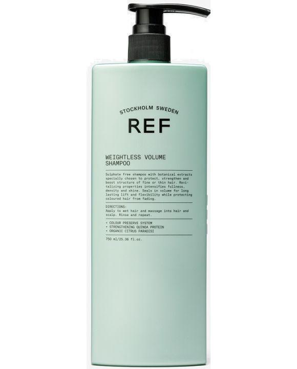 REF Weightless Volume Shampoo 750 ml