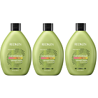 Curvaceous High Foam Shampoo 3 stuks