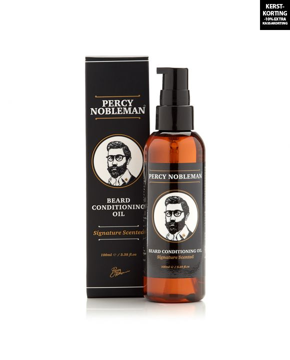 Percy Nobleman Beard Conditioning Oil OP=OP