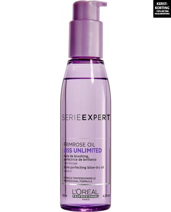 Liss Unlimited Blow-dry Oil