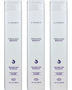 Glossifying Shampoo 300 ml 3 stuks