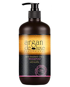 Argan de Luxe Anti-Dandruff 2 in 1 Shampoo