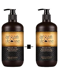 Argan De Luxe Shampoo en Conditioner