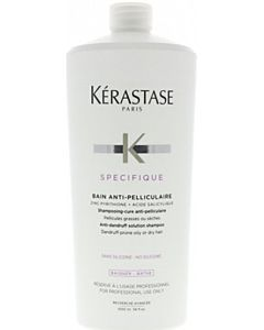 Bain Anti Pelliculaire Anti Roos Shampoo 1000 ml incl. pomp
