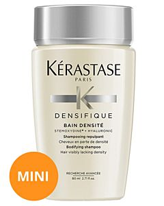 Bain Densite Shampoo Dun Haar Mini 80 ml